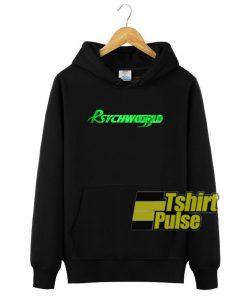 Psychworld hooded sweatshirt clothing unisex