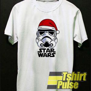 Star Wars Christmas t-shirt for men and women tshirt