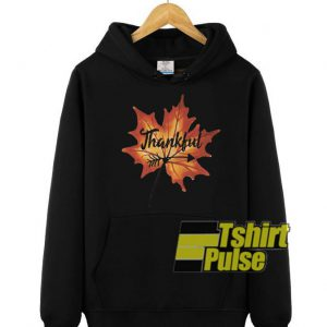 Thankfull hooded sweatshirt clothing unisex hoodie