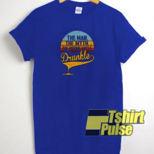 UNCLE DRUNKLE t-shirt for men and women tshirt