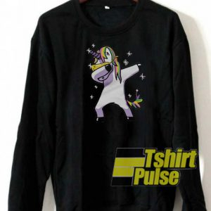 Unicorn Dabbing sweatshirt
