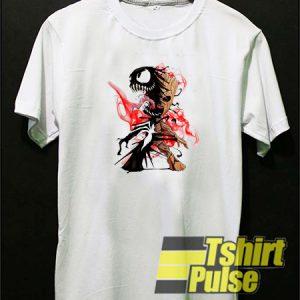 Venom Groot we are Veroot t-shirt for men and women tshirt