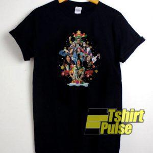 Weird Al Christmas tree t-shirt for men and women tshirt