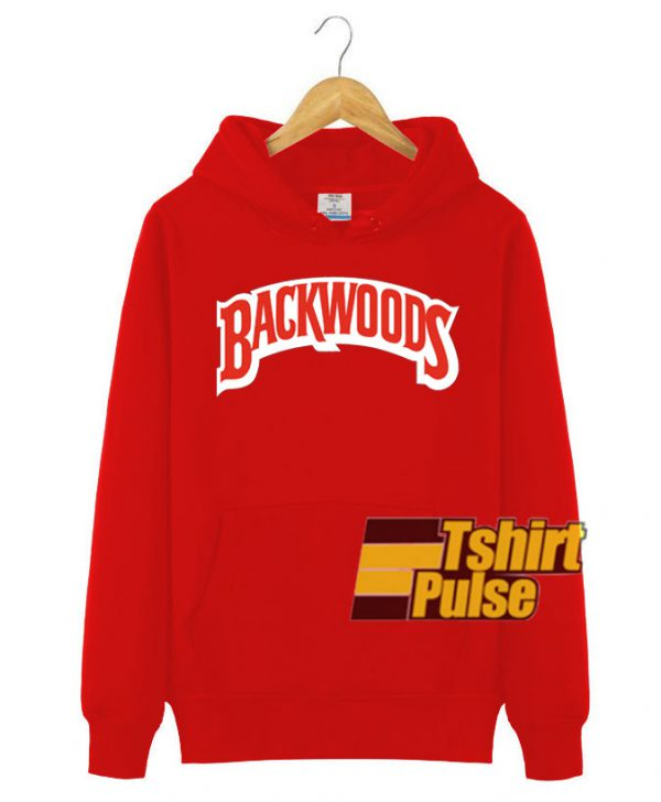 backwoods cigars symbol hooded sweatshirt clothing unisex hoodie