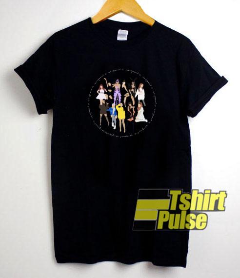 girl squads t-shirt for men and women tshirt