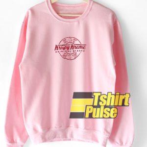 krispy kreme sweatshirt
