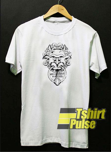 mumble mumble mumble t-shirt for men and women tshirt