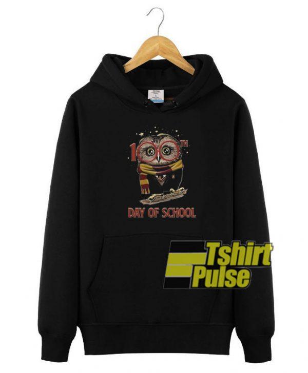 100th Day Of School hooded sweatshirt clothing unisex hoodie