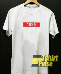1995 t-shirt for men and women tshirt