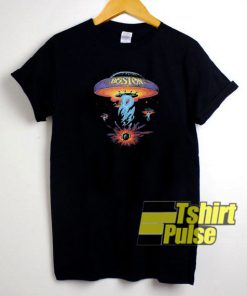 Boston Rock Band Classic t-shirt for men and women tshirt