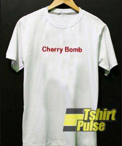 Cherry Bomb t-shirt for men and women tshirt