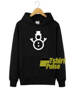 Christmas Snowman hooded sweatshirt clothing unisex hoodie