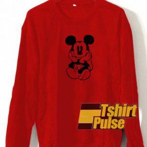 Classic Mickey sweatshirt
