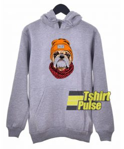 Cool Dog hooded sweatshirt clothing unisex