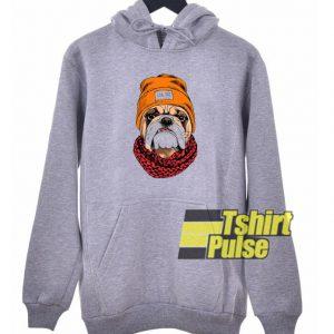 Cool Dog hooded sweatshirt clothing unisex hoodie