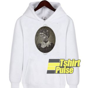 Creepy Women Zombie hooded sweatshirt clothing unisex hoodie