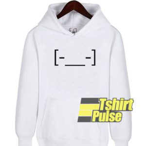 Emoticon Smiley Face hooded sweatshirt clothing unisex hoodie
