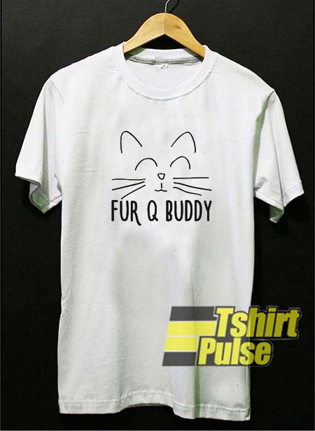 Fur Q Buddy Cat