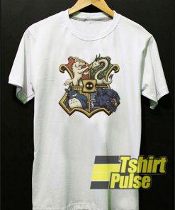 Ghibliwarts Studio Ghibli t-shirt for men and women tshirt
