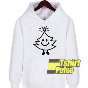 Happy Christmas Tree hooded sweatshirt clothing unisex hoodie