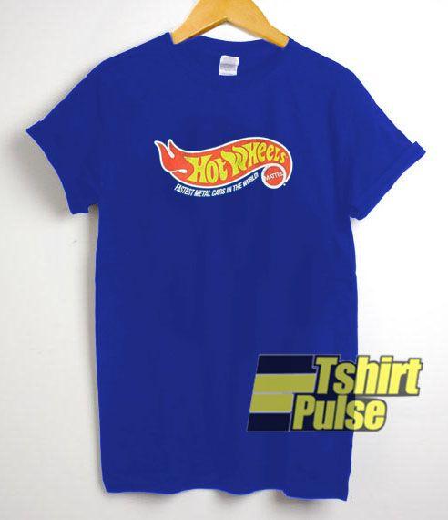 Hot wheels t-shirt for men and women tshirt