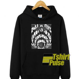 It's Definitely Higher Quality hooded sweatshirt clothing unisex hoodie