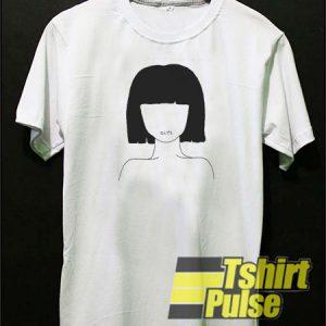 Japanese Whatever Face t-shirt for men and women tshirt