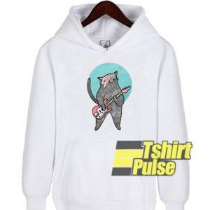 Moggy Stardust hooded sweatshirt clothing unisex hoodie