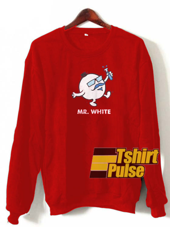 Mr White sweatshirt