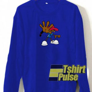 Numbuh Five KND sweatshirt