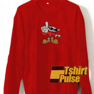 Numbuh One KND sweatshirt