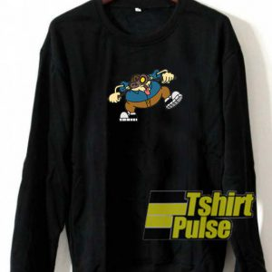 Numbuh Two KND sweatshirt