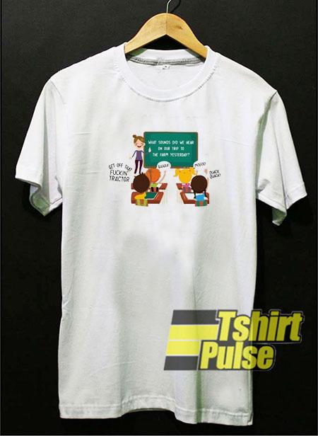 Ok children t-shirt for men and women tshirt