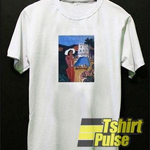 Paint Girls t-shirt for men and women tshirt