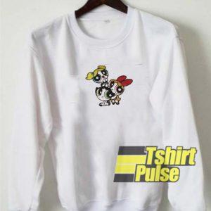 PowerPuff Girl sweatshirt