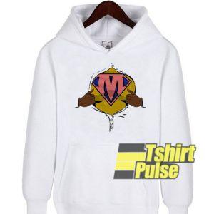 SUPER MOM hooded sweatshirt clothing unisex hoodie