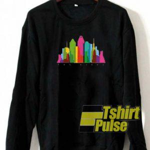 San Diego Skyline sweatshirt