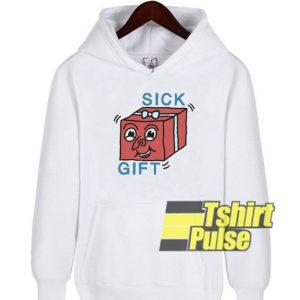 Sick Gift Christmas hooded sweatshirt clothing unisex hoodie