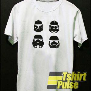 Star Wars Trooper t-shirt for men and women tshirt