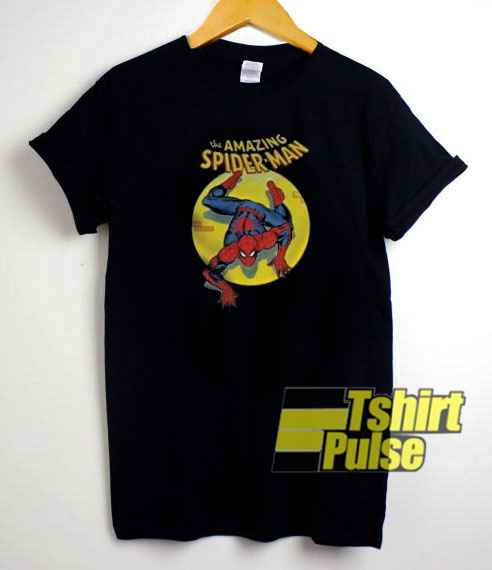 The Amazing Spiderman t-shirt for men and women tshirt