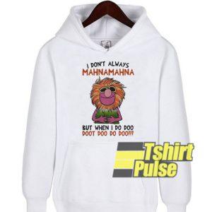 The Muppet hooded sweatshirt clothing unisex hoodie