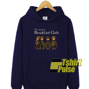 The Second Breakfast Club hooded sweatshirt clothing unisex hoodie