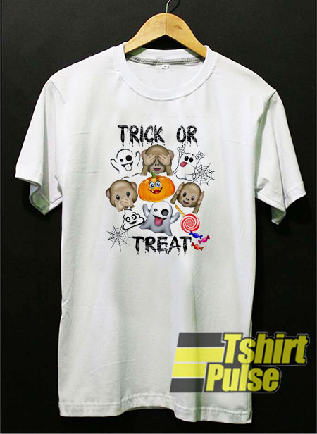Trick or Treat t-shirt for men and women tshirt