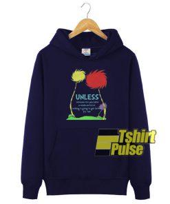 Unless March hooded sweatshirt clothing unisex hoodie