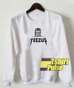 Yeezus Yeezy sweatshirt