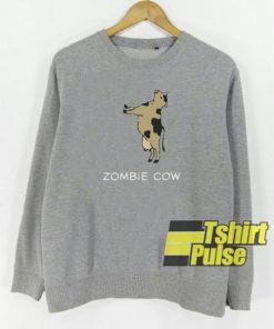 Zombie Cow sweatshirt