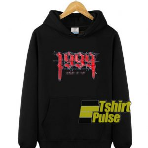 1999 Keagan Human hooded sweatshirt clothing unisex hoodie