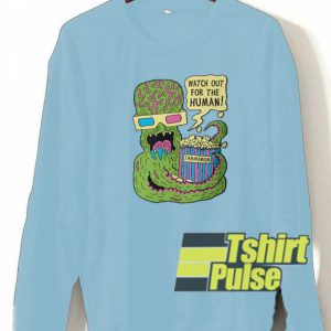 Alien Monster Movie sweatshirt
