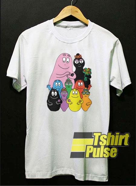 Barbapapa Classic t-shirt for men and women tshirt