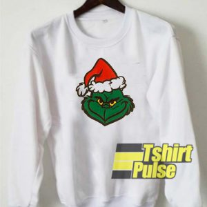 Christmas raglan sweatshirt